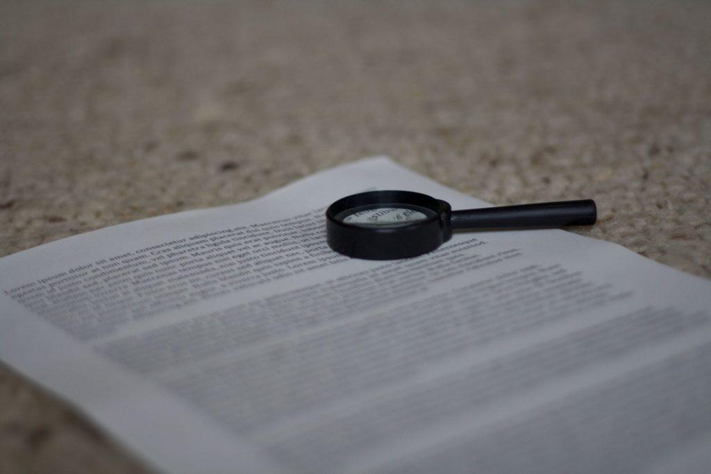 Lektorat wissenschaftlicher und geschäftlicher Texte